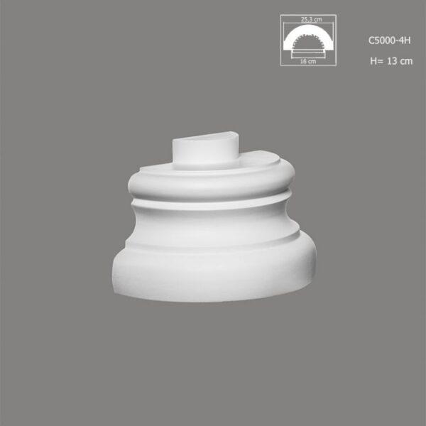 Baza półkolumny C5000-4H
