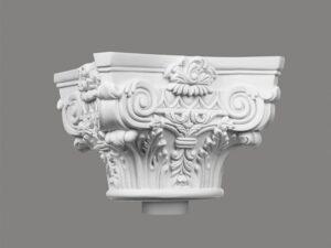 Głowica kolumny architektonicznej C1001-2W
