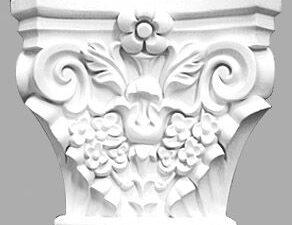 Głowica pilastra KDS14