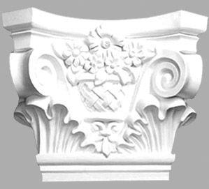 Głowica pilastra KDS16