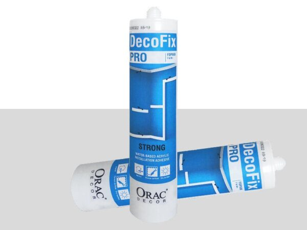 Klej montażowy do listew przypodłogowych DECOFIX PRO FDP500 Orac Decor