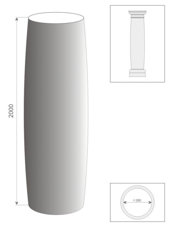 Kolumna polska TK1/250