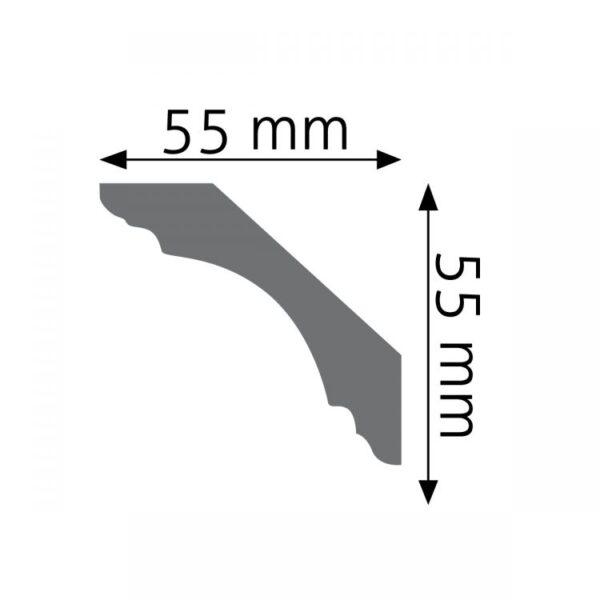 Listwa gzymsowa LGG22F