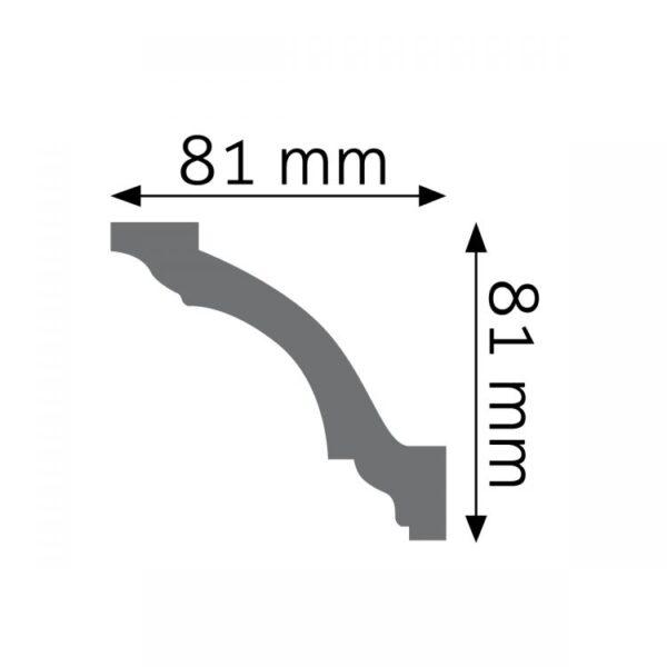 Listwa gzymsowa LGG29