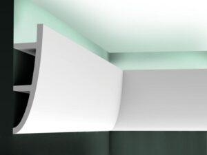 Listwa oświetleniowa ścienna C374 Orac Decor