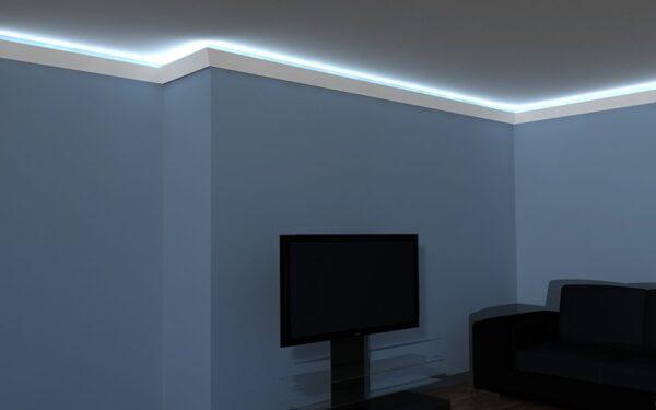 Listwa oświetleniowa LEDowa LO2B