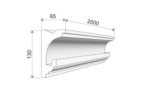 Listwa oświetleniowa LO-24A