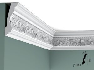 Listwa sufitowa C201 Orac Decor