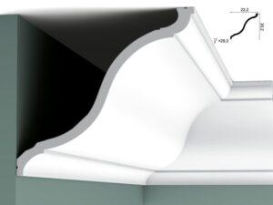 Listwa sufitowa C335 Orac Decor